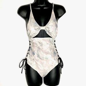 NWT ~ MARYSIA Cut-out Front One Piece